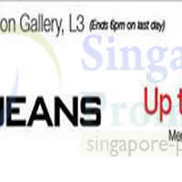 Read more about DKNY Jeans Up To 70% Off @ Isetan Scotts 21 - 29 May 2014