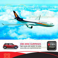 Read more about Jet Airways Up To 10% OFF For POSB/DBS Cardmembers 27 May - 15 Jun 2014