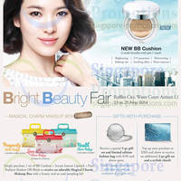 Read more about Laneige Bright Beauty Fair @ Raffles City 23 - 29 May 2014