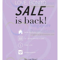 Read more about Love Bonito SALE @ Safra Toa Payoh 24 - 25 May 2014