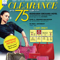 Read more about LovethatBag Branded Handbags Sale Up To 75% Off @ Mandarin Orchard 24 May 2014