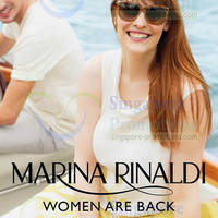 Read more about Marina Rinaldi End of Season SALE 26 May 2014