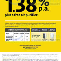 Read more about Maybank Fixed Deposits Up To 1.38% p.a. Interest Rates 14 May - 31 Jul 2014