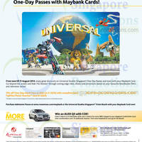 Read more about Maybank 15% OFF Universal Studios Passes Promo 14 May - 31 Aug 2014