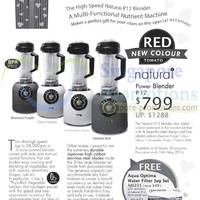 Read more about Mayer Naturai P-12 Power Blender Features & Price 2 - 14 May 2014
