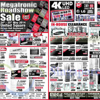 Read more about Mega Discount Store Roadshow Offers @ United Square 24 - 25 May 2014