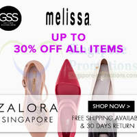 Read more about Melissa Up To 30% Off SALE 29 May - 15 Jun 2014