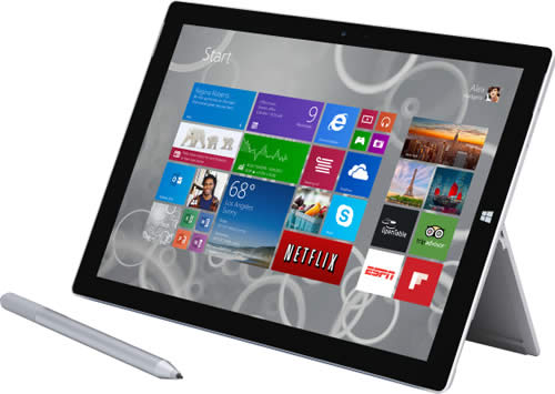 Microsoft Surface Pro 3 21 May 2014