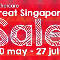 Read more about Mothercare SALE Up To 70% OFF 30 May - 27 Jul 2014
