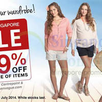 Read more about Mothers en Vogue Up To 79% OFF Promo @ Centrepoint 23 May - 31 Jul 2014