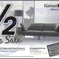 Read more about Natural Living 50% OFF Roadshow @ Park Mall 17 May 2014
