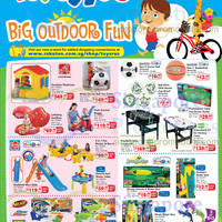 "Read more about Toys ""R"" Us & Babies ""R"" Us Big Outdoor Fun Offers 6 May - 2 Jun 2014"