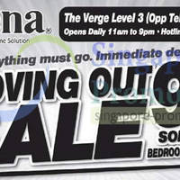 Read more about Novena Furniture Moving Out SALE @ The Verge 10 May 2014