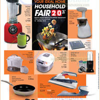 Read more about OG 20% OFF Household Items Promo 15 - 28 May 2014