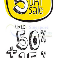 Read more about Payless Shoesource Up To 50% OFF Storewide 13 - 17 May 2014