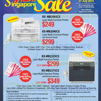 Read more about Panasonic Printers & Phones Great Singapore Sale Offers 19 May - 27 Jul 2014