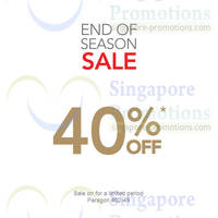 Read more about Raoul 40% OFF Sale @ Paragon 29 May 2014