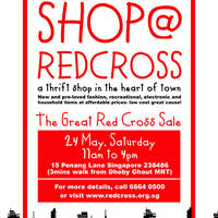 Read more about Red Cross Shop Great Red Cross Sale @ Red Cross House 24 May 2014
