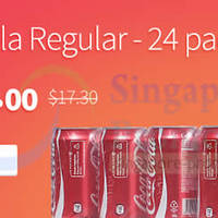 Read more about Coca-Cola 25% OFF 24 Pack Promo 14 May 2014