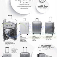 Read more about Robinsons Branded Luggage Fair & Trade-in Promo 9 - 15 May 2014