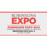 Read more about Robinsons Expo Up To 70% Off @ Singapore Expo 29 May - 8 Jun 2014