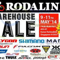 Read more about Rodalink Bicycles & Accessories Warehouse SALE 9 - 11 May 2014