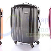 Read more about Samsonite Luggage & Travel Accessories Fair @ Changi City Point 12 - 18 May 2014