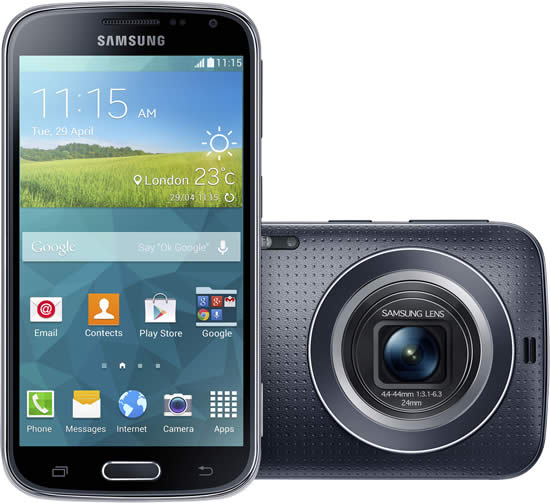 Samsung Galaxy K Zoom 16 May 2014