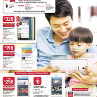 Read more about Singtel Smartphones, Tablets, Home / Mobile Broadband & Mio TV Offers 24 - 30 May 2014