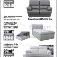 Read more about Sea Horse Furniture Great Singapore Sale Offers 20 May 2014