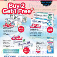 Read more about Watsons Personal Care, Health, Cosmetics & Beauty Offers 15 - 21 May 2014