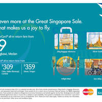 Read more about SilkAir From $199 All-in Promo Air Fares 26 May - 15 Jun 2014