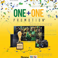 Read more about Sony Audio Visual, Cameras, Smartphones, Tablets, Notebooks & Other Offers 16 May - 29 Jun 2014