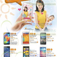 Read more about M1 Smartphones, Tablets & Home/Mobile Broadband Offers 3 - 9 May 2014