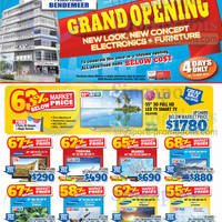 Read more about Audio House Electronics, TV, Notebooks & Appliances Offers @ Bendemeer 10 - 13 May 2014