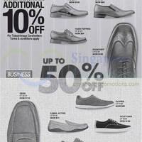 Read more about Takashimaya Men's Footwear Promo Offers 22 - 25 May 2014