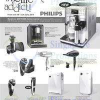 Read more about Tangs Philips Home & Grooming Electronics Offers 13 May - 1 Jun 2014