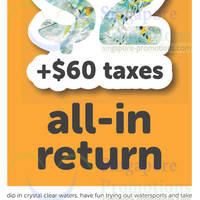 Read more about TigerAir Langkawi $2 + Taxes Return Air Fares Promotion 19 - 25 May 2014