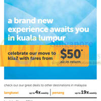 Read more about TigerAir From $50 Kuala Lumpur Return Air Fares Promo 5 - 11 May 2014