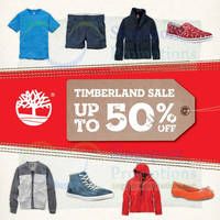 Read more about Timberland SALE (Further Reduction!) 30 May 2014