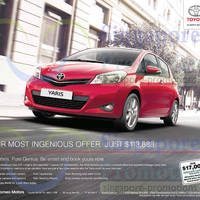 Read more about Toyota Yaris Price & Features 3 May 2014
