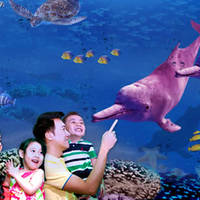 Read more about Underwater World June Holidays Admission Tickets Promo 31 May - 29 Jun 2014