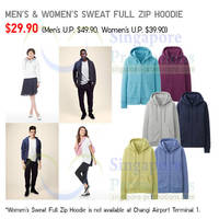Read more about Uniqlo Sweat Full Zip Hoodies Promo @ Islandwide 13 - 29 May 2014