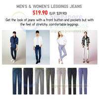 Read more about Uniqlo Leggings Jeans Promo @ Islandwide 12 - 22 May 2014