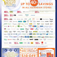 Read more about Guardian Health, Beauty & Personal Care Offers 22 - 28 May 2014