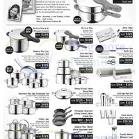 Read more about WMF Cookware Sets @ Robinsons Orchard 16 May 2014