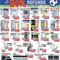 Read more about Audio House Electronics, TV, Notebooks & Appliances Offers @ Liang Court 17 May 2014