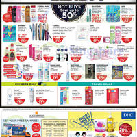 Read more about Watsons Personal Care, Health, Cosmetics & Beauty Offers 22 - 28 May 2014
