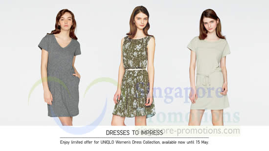Women Dress Collection Promo