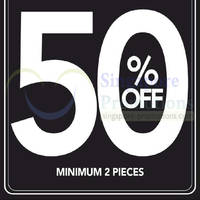 Read more about World of Sports 50% OFF Storewide Promo 23 May 2014